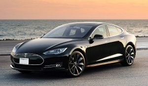 "Tesla Model S, an electric option for those upgrading after asking ""where to sell my car"""