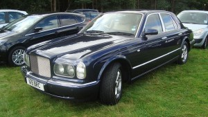Second hand Bentley Arnage available when you sell your car online and upgrade