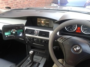 The interior of a BMW, where optional extras can make selling your car easier