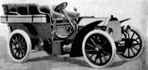 Mercedes-Simplex, which is being sold at auction later this week