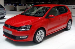 Sell my car online and trade up to a new VW Polo