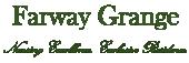 Farway Grange Care Home Logo