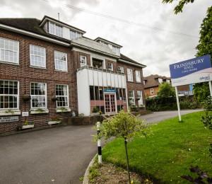 Frindsbury Hall Nursing Home