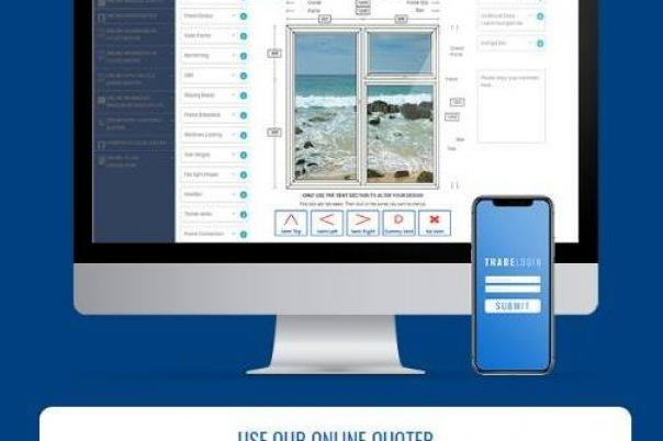 Get an Online Quote for New Windows & Doors from DWC Trade Windows