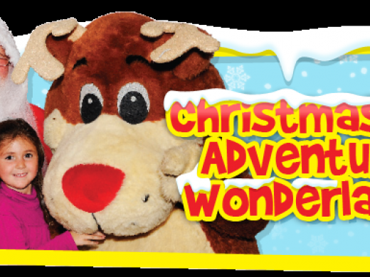 Visit Santa at Adventure Wonderland Christchurch
