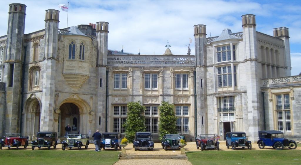 Events at Highcliffe Castle