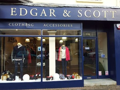 Edgar & Scott - Designer Clothes Store