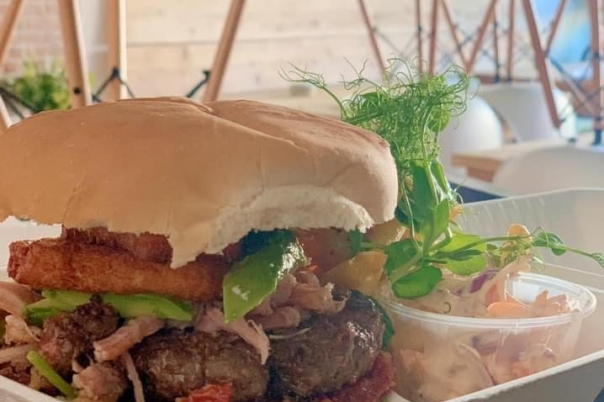 The Eatery at Walkford - Delivery Service for Brunch, Dinner & Sunday Roasts