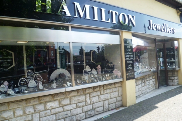 Hamilton Jewellers Christchurch