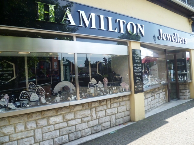 Hamilton Jewellers Christchurch