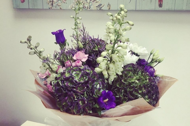 Flower Subscription Service from Roots Creative Floristry