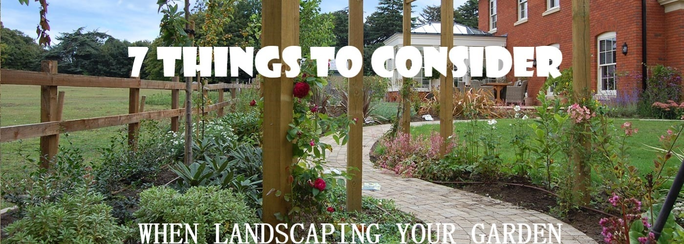 Guide to Landscaping your Garden from AJ's Treefellas & Landscapes
