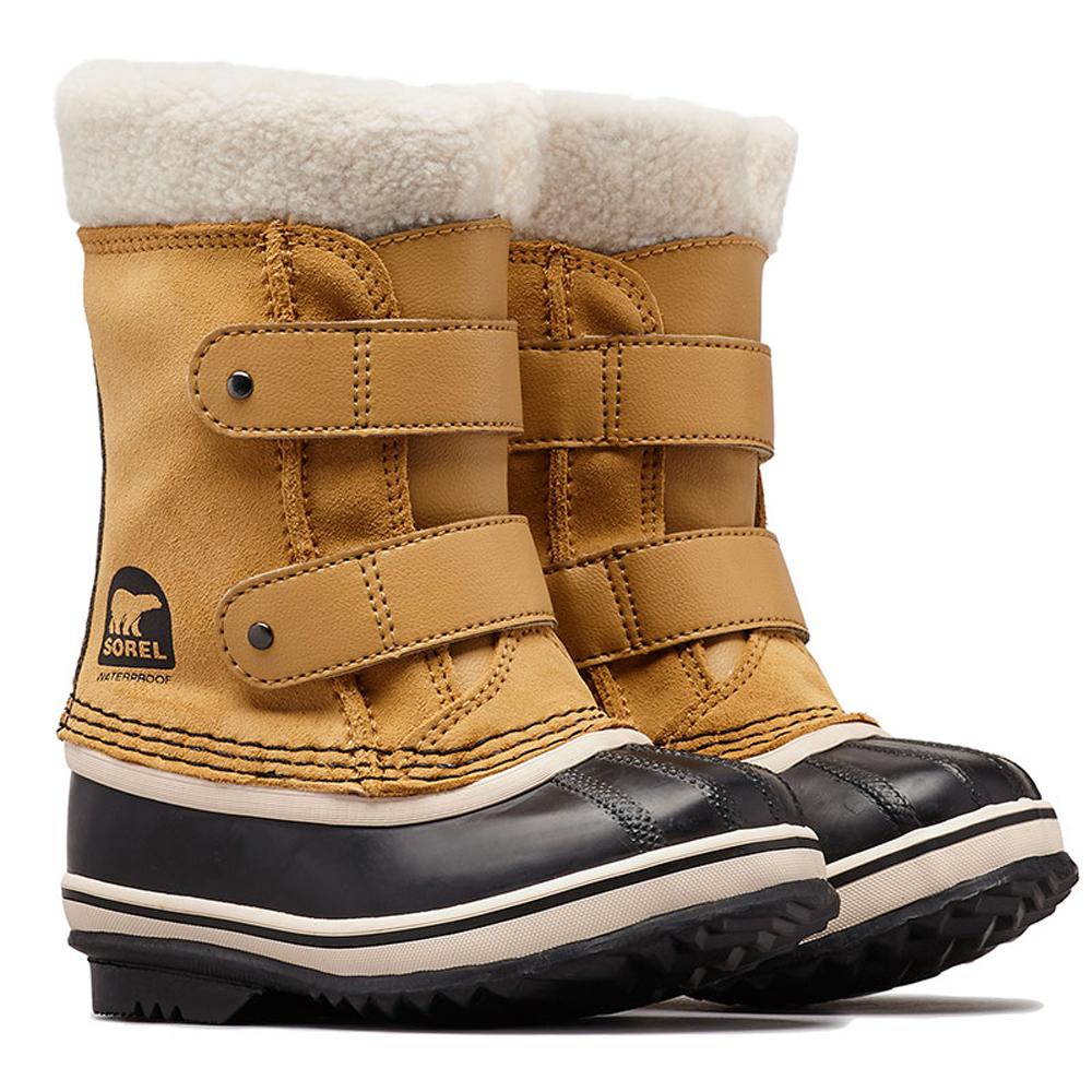 supersöt fantastiskt urval Storbritannien butik Waterproof Boots, Waterproof Pac Sorel Childrens Winter Snow Curry ...