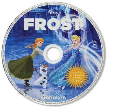 Lydbok; Frost