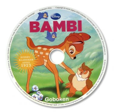 Bambi - Lydbok
