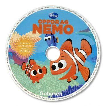 Oppdrag Nemo - Lydbok