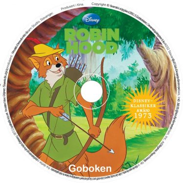 Robin Hood - lydbok