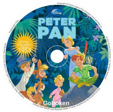 Peter Pan - Lydbok