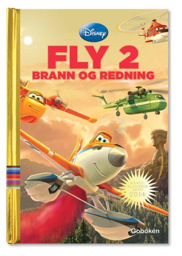 Fly 2- Brann og redning