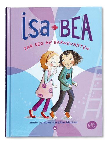 Isa + Bea tar seg av barnevakt