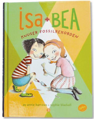 Isa + Bea knuser fossilrekorde