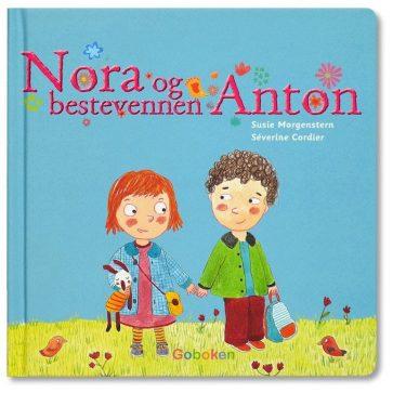 Nora og bestevennen Anton
