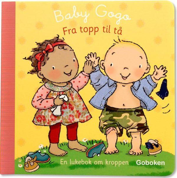 Baby Gogo, fra topp til tå! 1