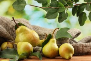 Health-benefits-of-pears