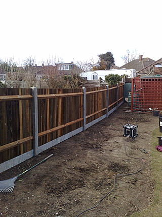 Bearleaf - Residential fencing in Guildford