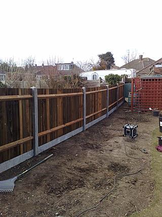 Bearleaf - Residential fencing in Guildford
