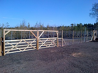 Bearleaf - Industrial fencing