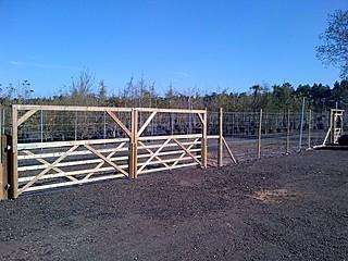 Bearleaf - Industrial fencing