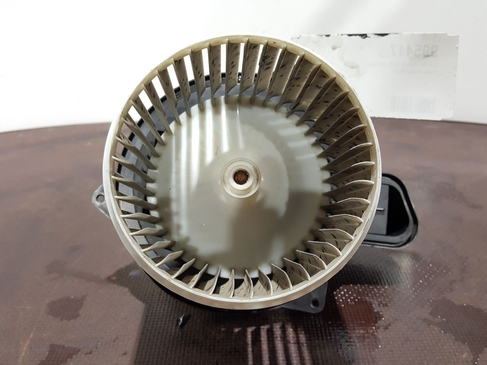 Fiat 500 2008 To 2015 Heater Fan Motor Heater Blower Motor