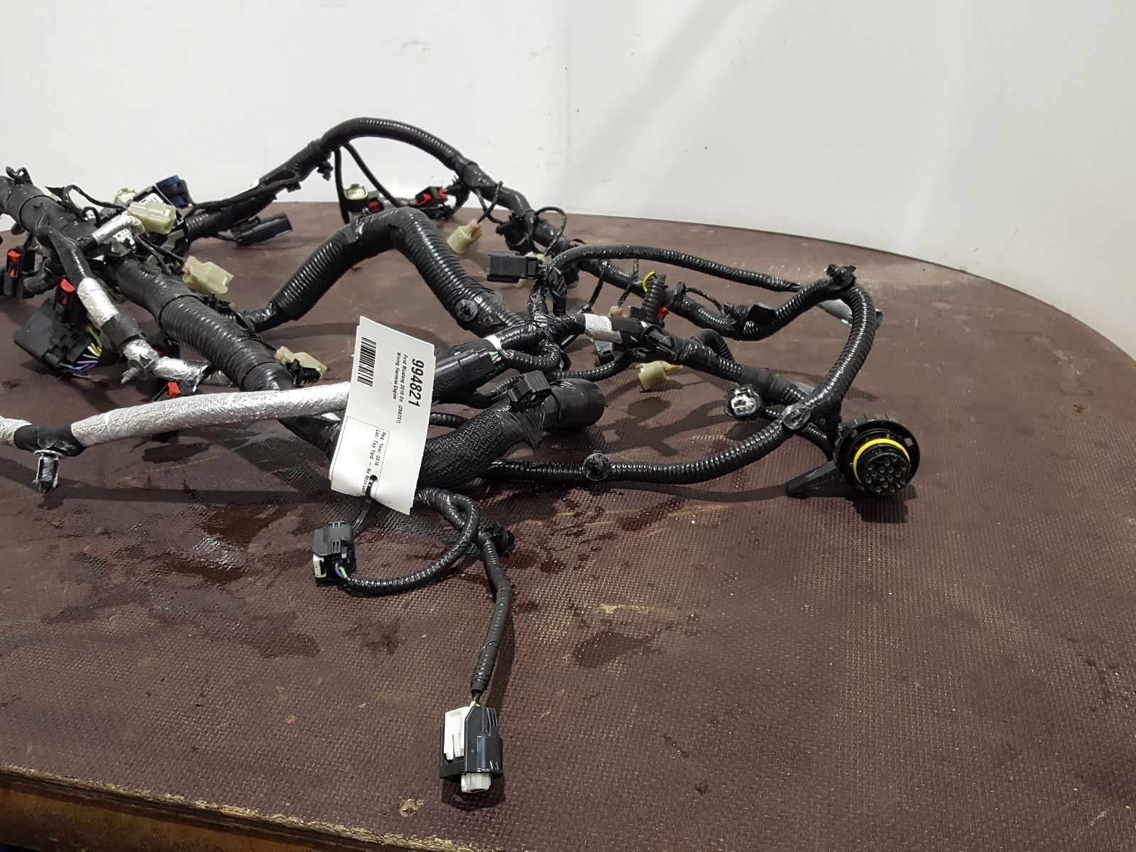 Ford Mustang 2015 To 2018 Gt Wiring Harness Engine Used And Spare Parts At Combellack Vehicle Recyclers