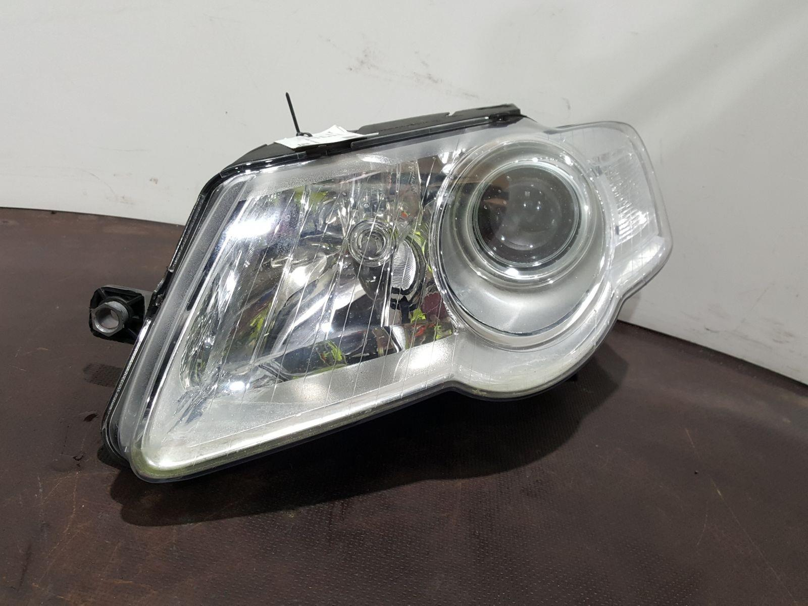 Volkswagen Passat 2005 - 2010 N/S Left Passengers Headlamp Headlight 3C0941005AC