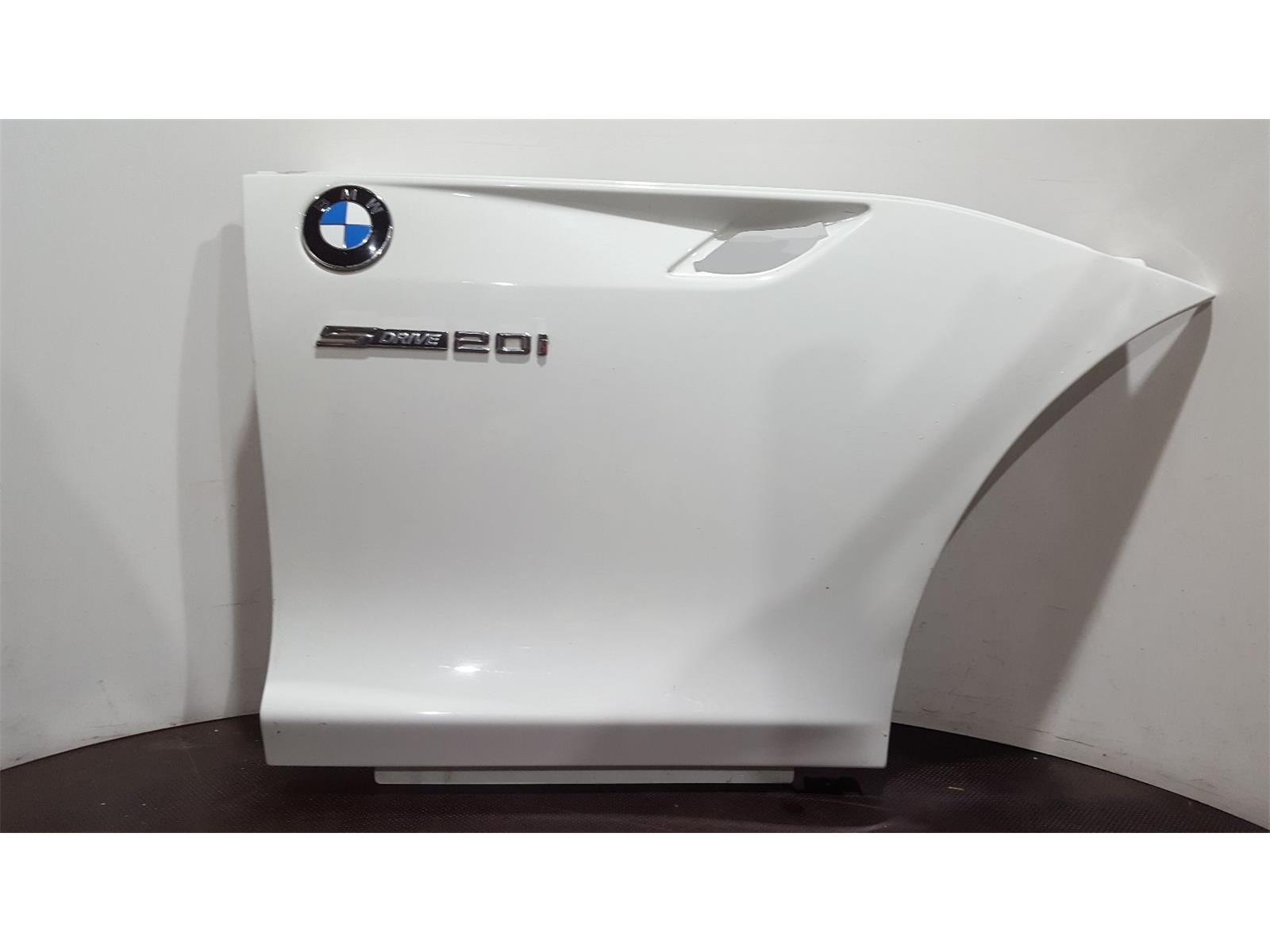 BMW Z4 2009 To 2016 WHITE O/S Right Drivers Wing