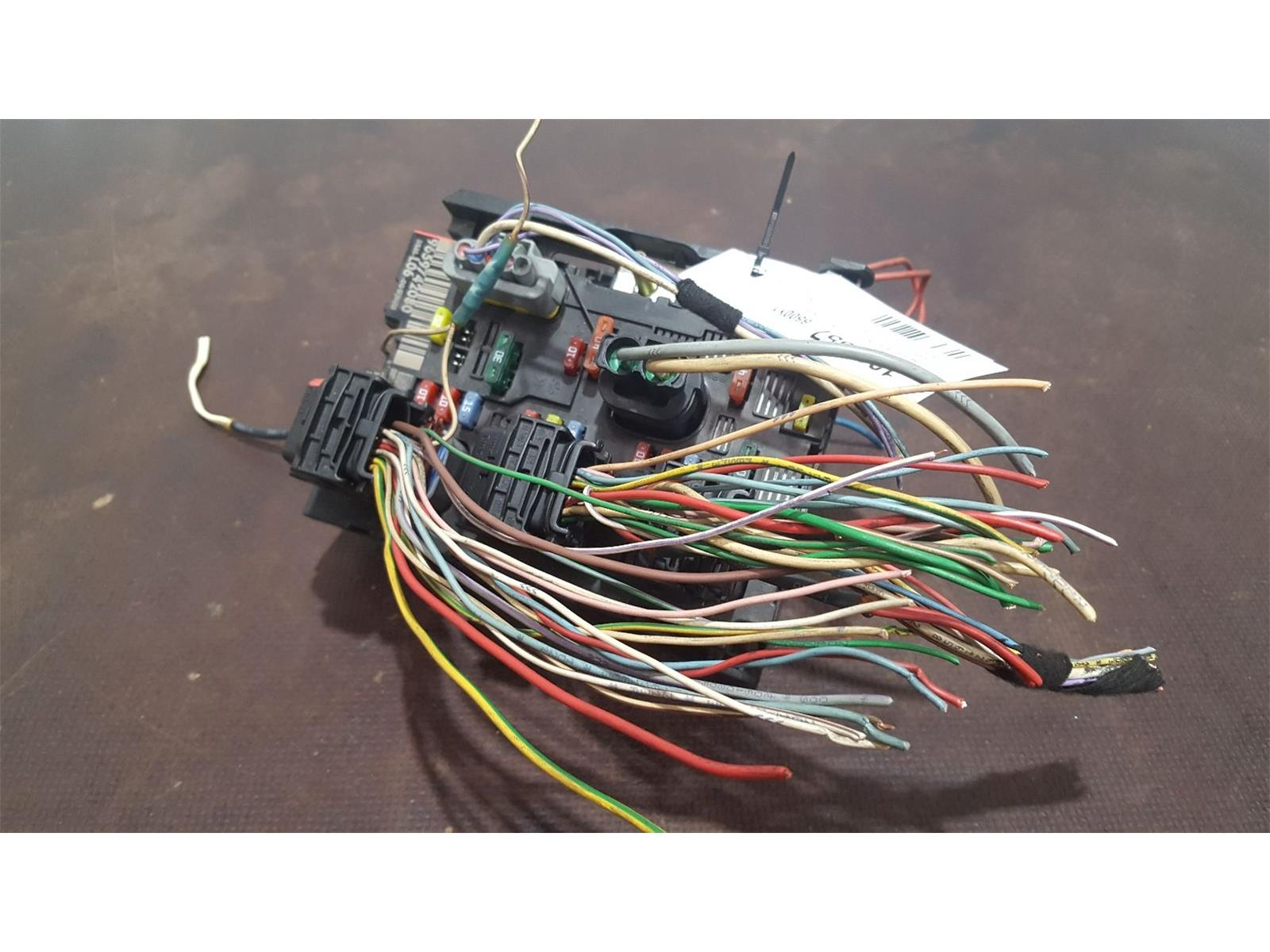Peugeot 307 Fuse Box For Sale : Peugeot fuse box removal wiring library