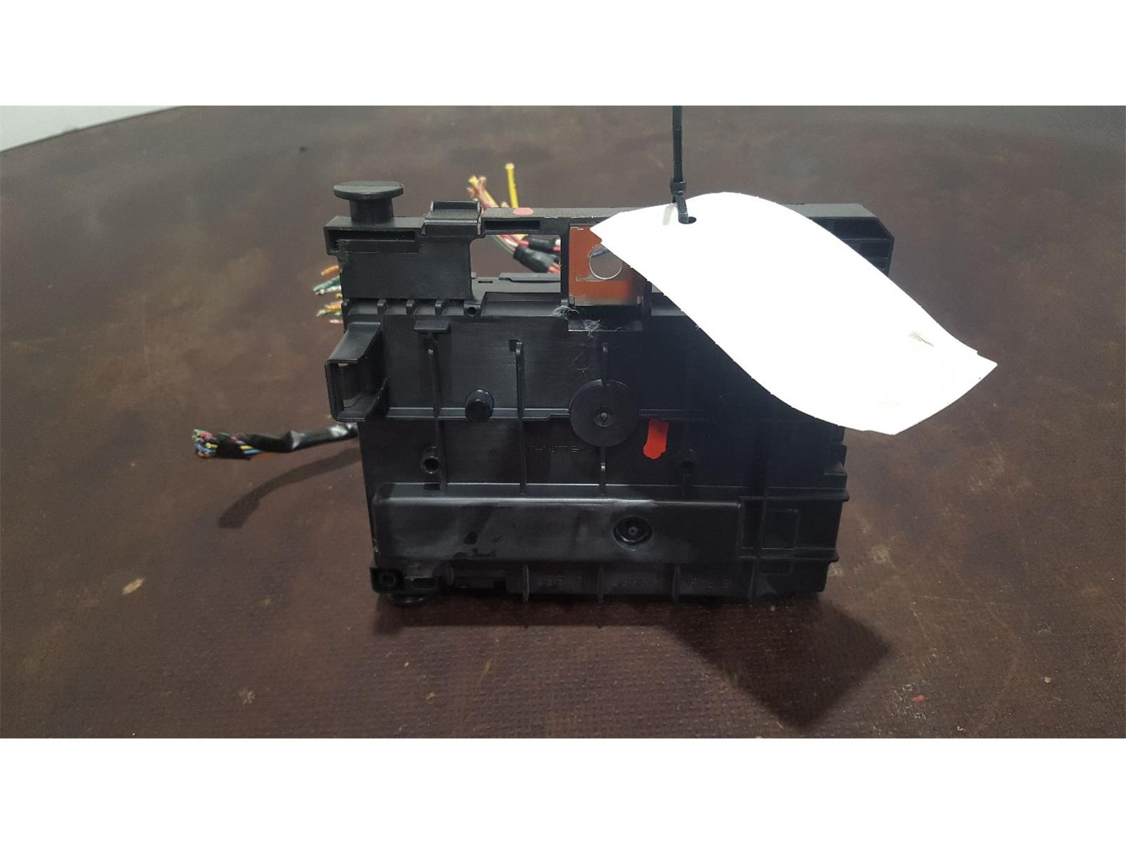 Peugeot 308 2008 To 2010 Sport Hdi Fuse Box Used And Spare Parts At Cover Combellack Vehicle Recyclers