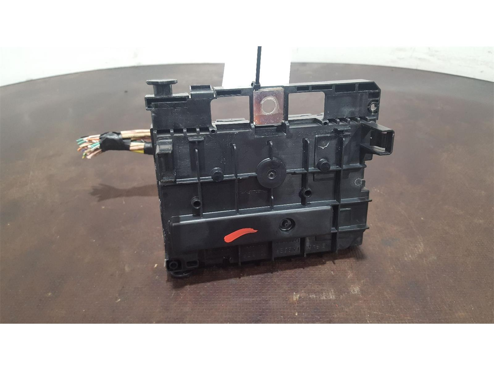 Peugeot 308 2008 To 2010 Se Hdi Fuse Box Used And Spare Parts At Cover Combellack Vehicle Recyclers