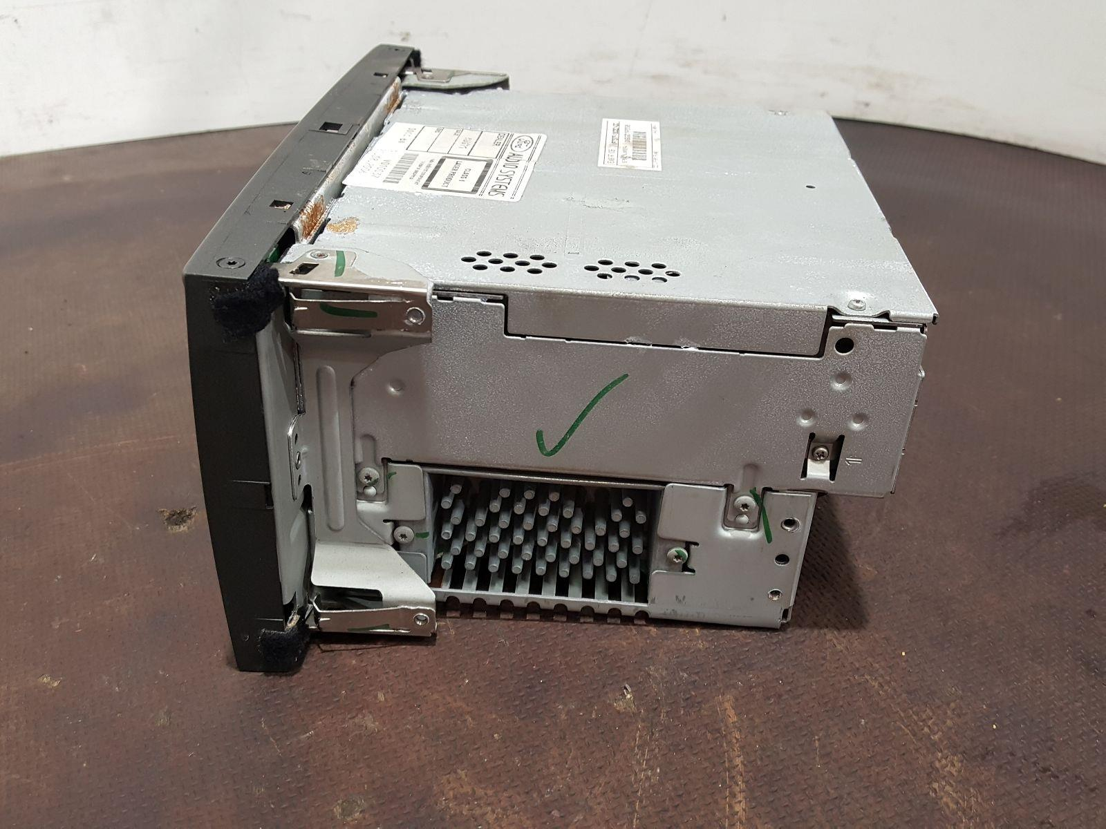 Ford Focus 2005 To 2007 St Radio Cd Player Used And Spare Parts At Combellack Vehicle Recyclers