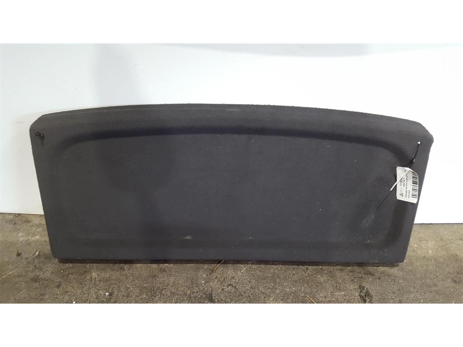 Volkswagen Polo 2010 To 2014 5 Door Hatchback Load Cover Parcel Shelf