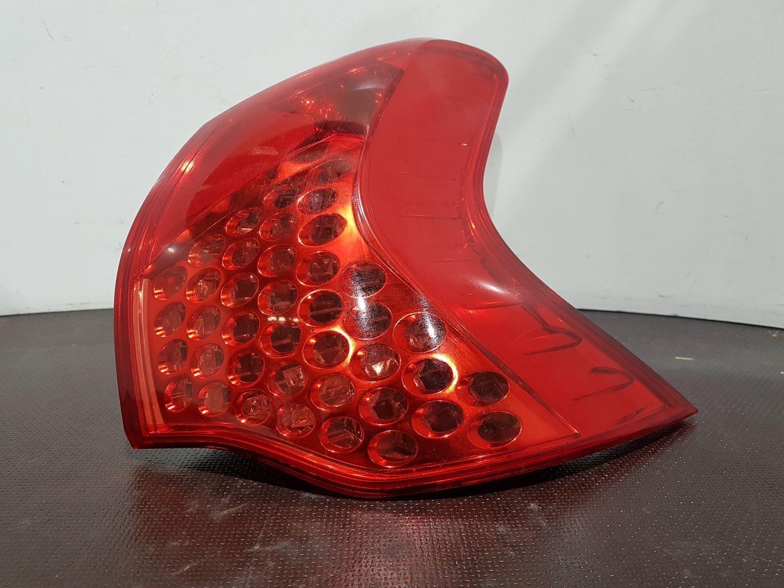 Peugeot 3008 2010 To 2013 O/S Right Drivers Rear Light 6351HC M.P.V.