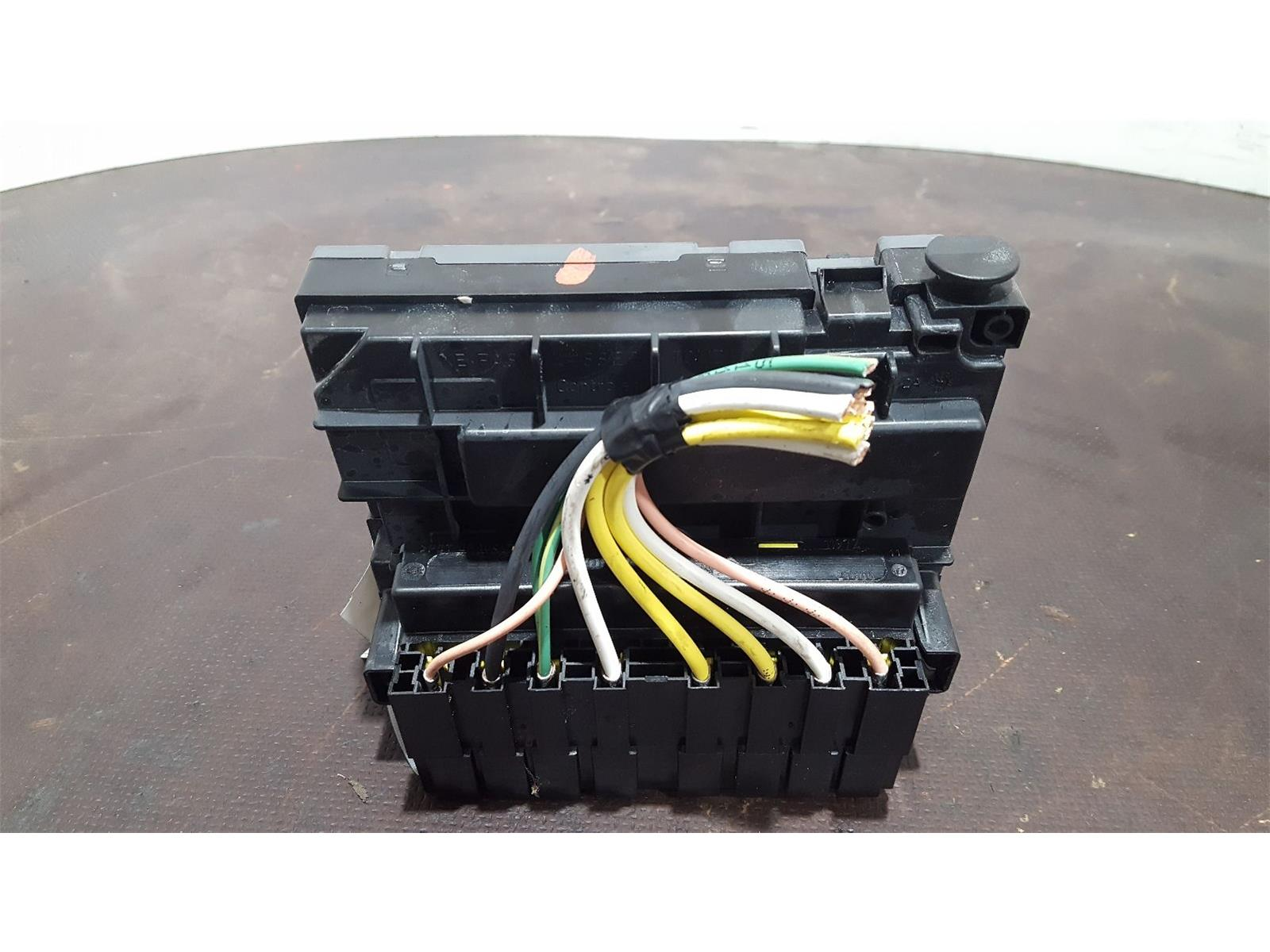 Citroen Berlingo Multispace 2008 To 2012 XTR Fuse and Relay Box 1 used and  spare parts at Combellack Vehicle Recyclers