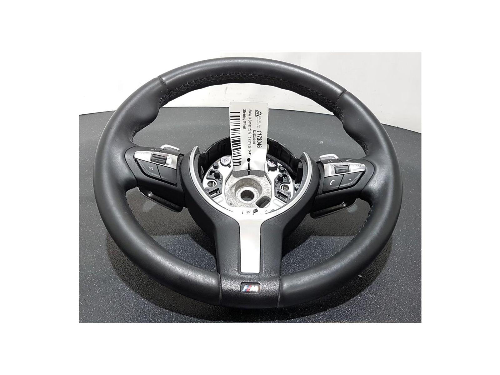 BMW 3 Series F31 M Sport Paddle Shift Steering Wheel 2013
