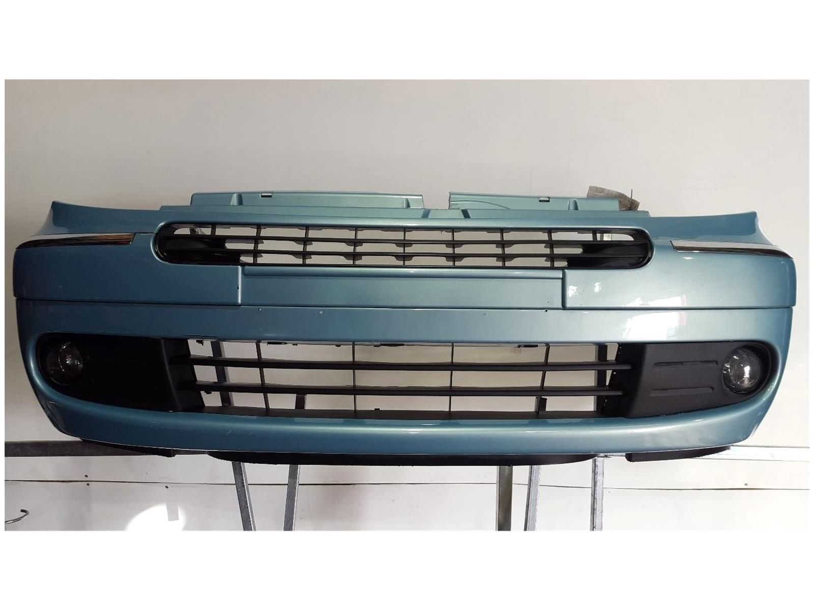 Citroen Xsara Picasso 2000 To 2010 Complete Front Bumper In BLUE 7401AC