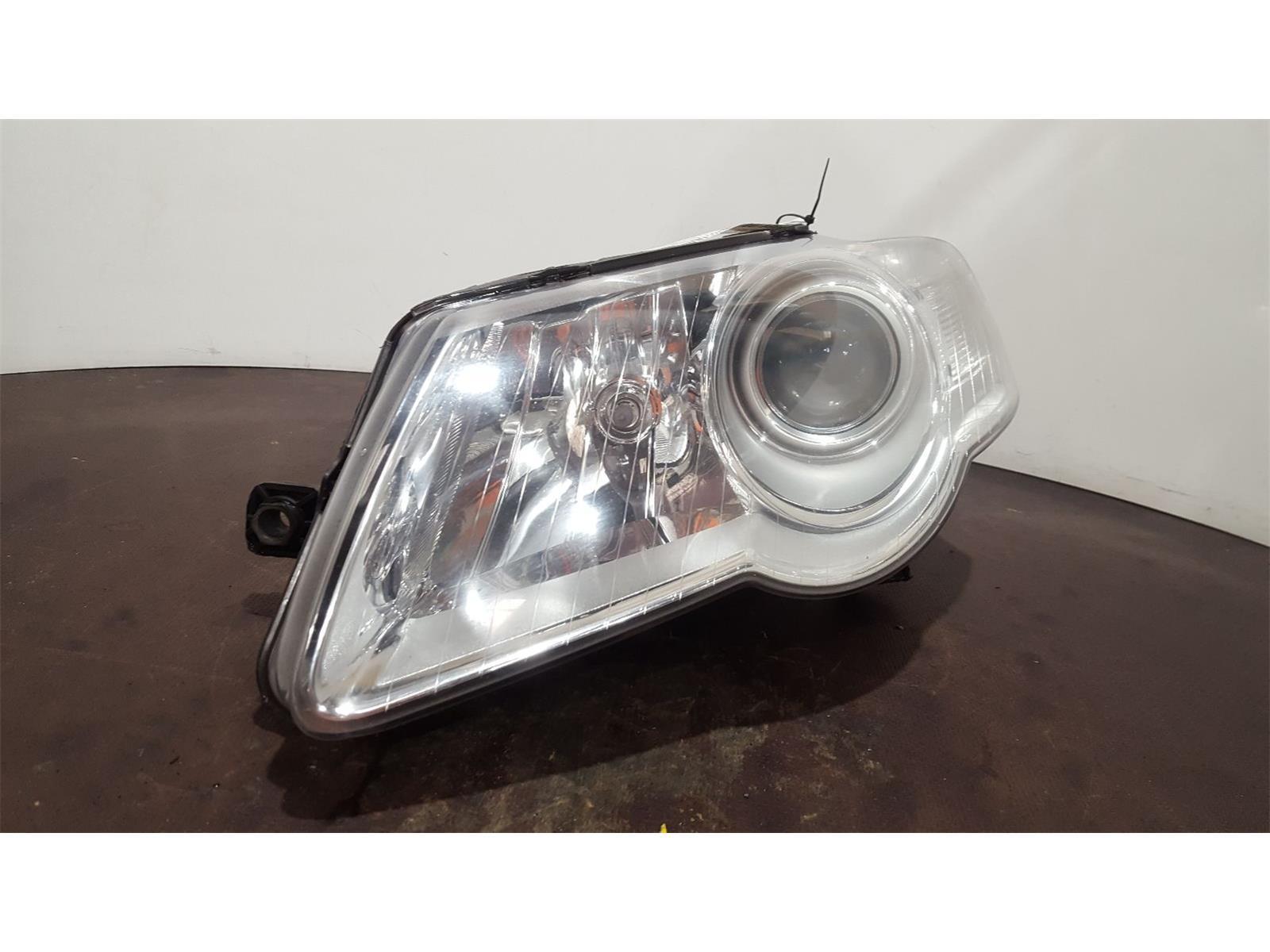 Volkswagen Passat 2005 To 2010 N/S Left Passengers Headlamp Headlight