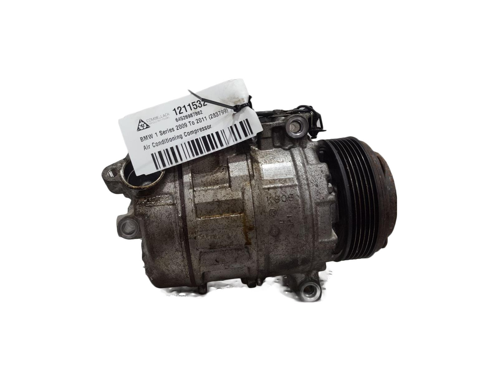 BMW 1 Series 2009 To 2011 3.0 Air Conditioning Pump