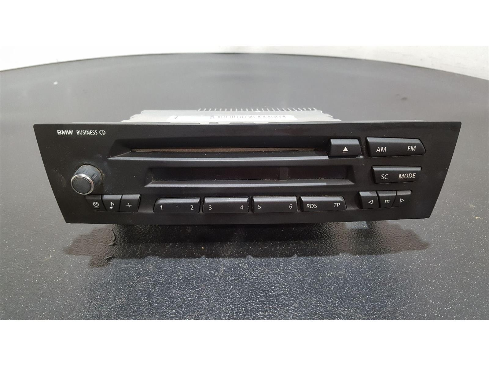 BMW 1 Series 2009 To 2011 CD Player Stereo Headunit