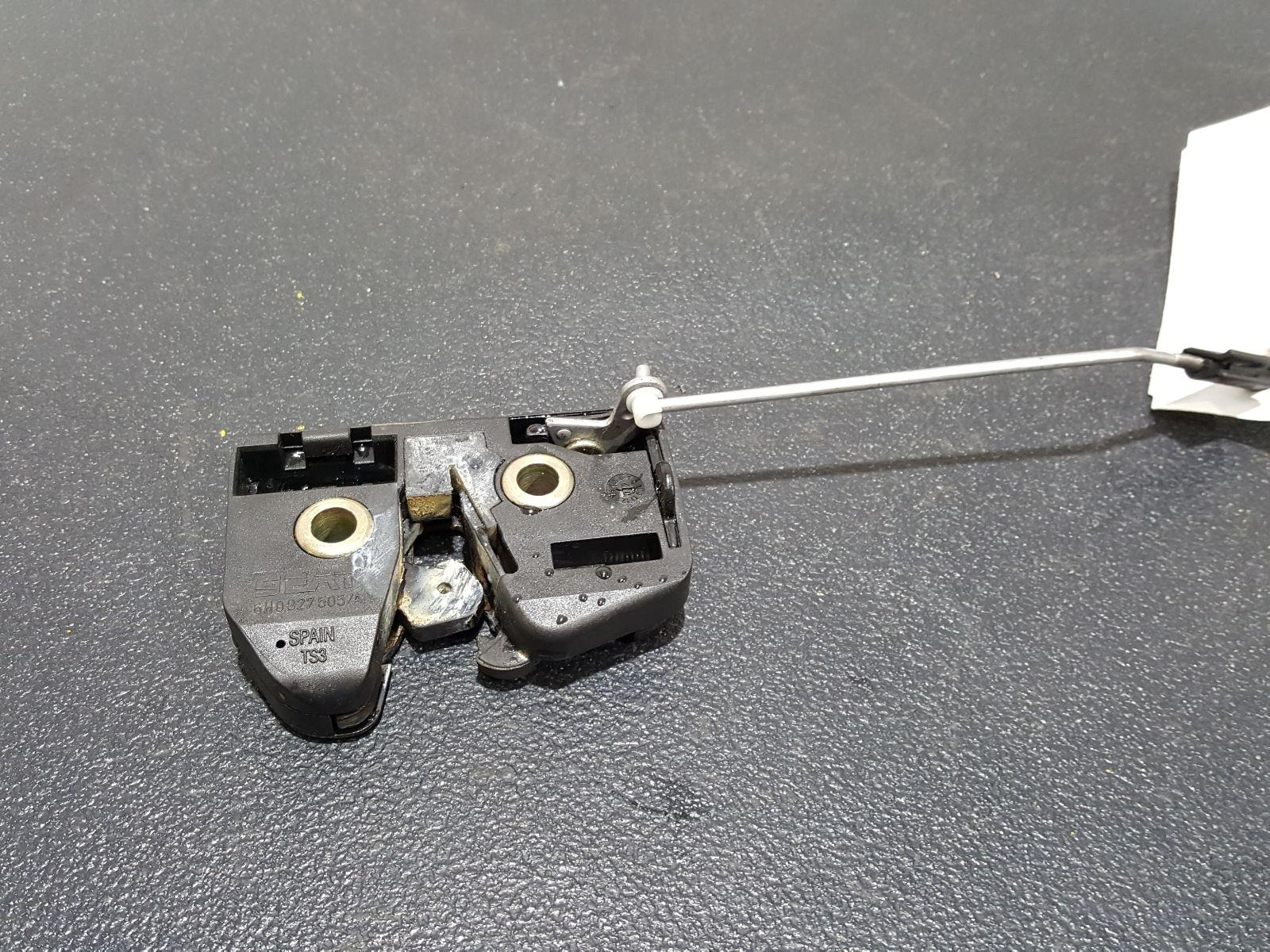 SEAT Arosa 1999 To 2004 3 Door Hatchback Tailgate Boot Catch Lock Latch 2002
