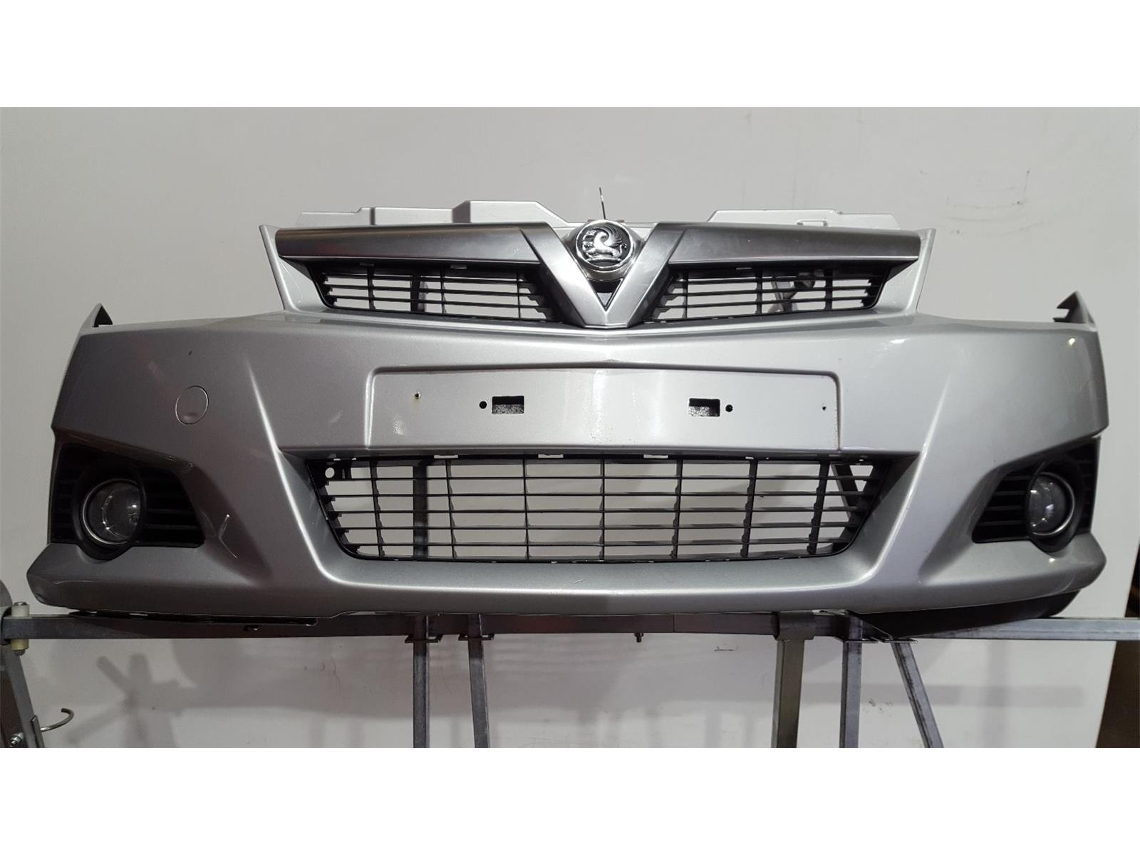 Vauxhall Tigra 2005 To 2009 Sport Complete Front Bumper In SILVER